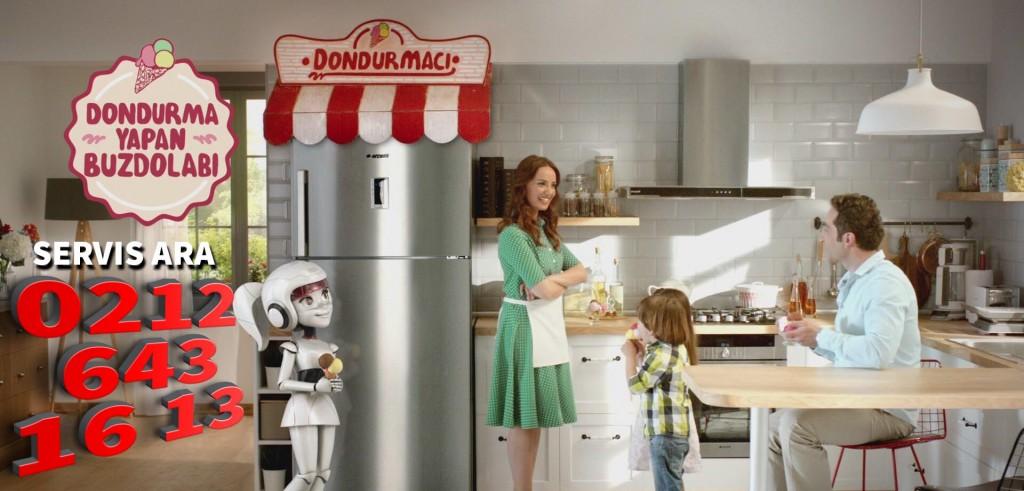 arçelik buzdolabı servisi