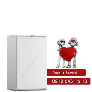 Arçelik D 1051 Tezgah Altı Mini Buzdolabı